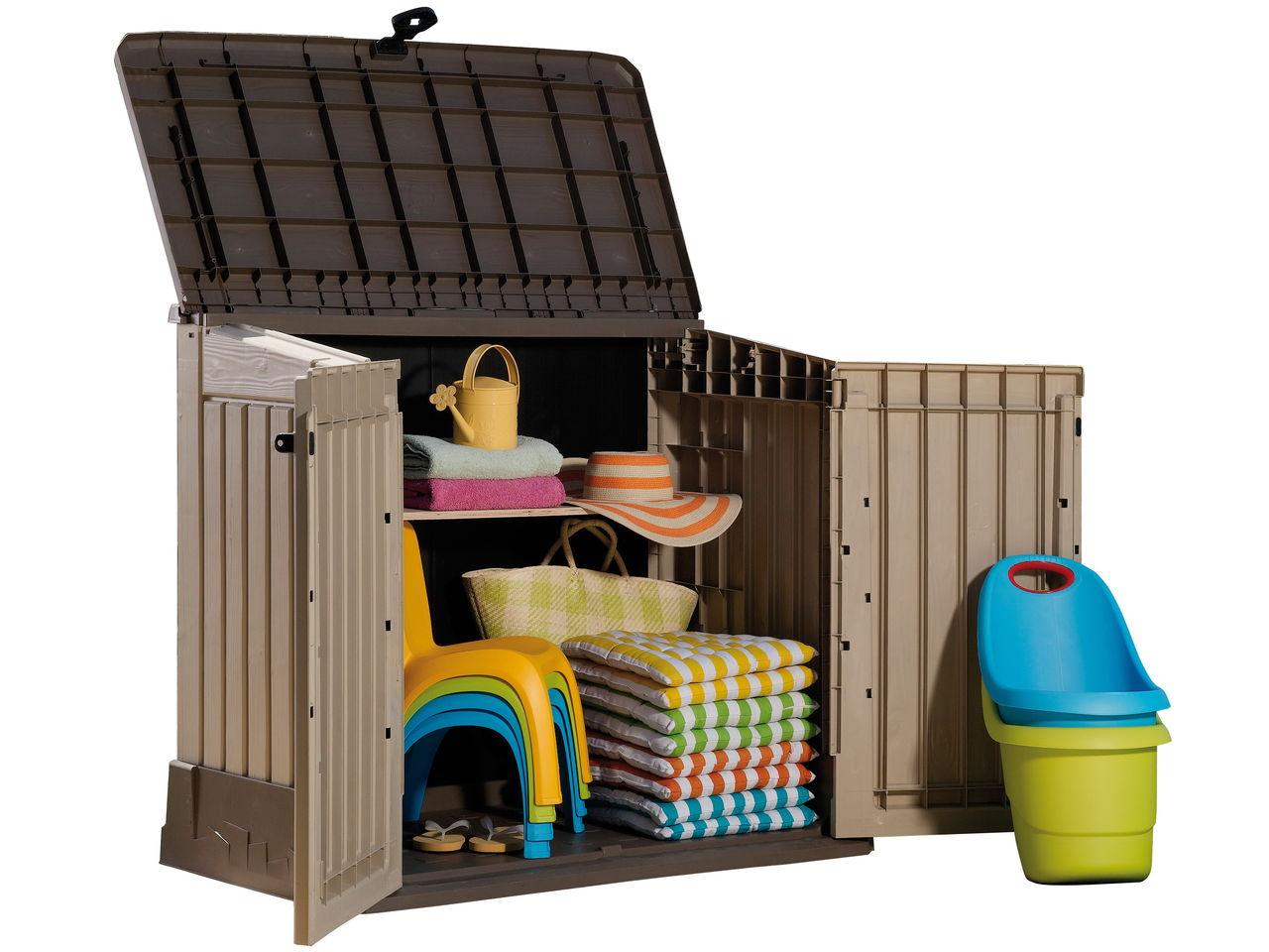 Уличный ящик для игрушек