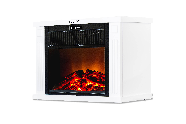 Электрический камин slogger heat flame black sl-480-b готовые проекты бань с мансардой и барбекю
